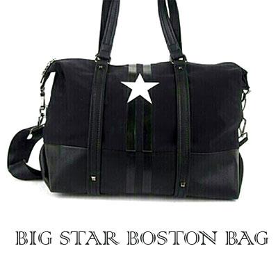 BIG STAR BOSTON BAG