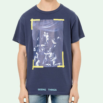 SEEING THINGS SHORT SLEEVE T-SHIRTS