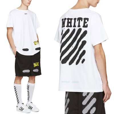PAINT SPRAY SHORT SLEEVE T-SHIRTS