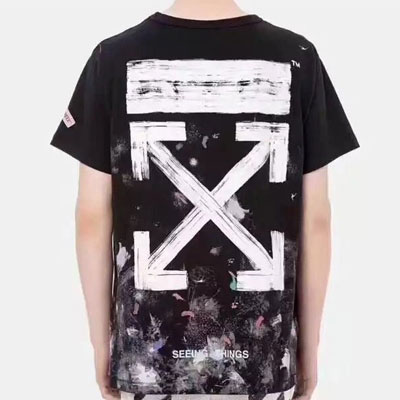 ARROW PAINT SHORT SLEEVE T-SHIRTS