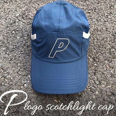 SCOTCHLITE BIG P LOGO CAP