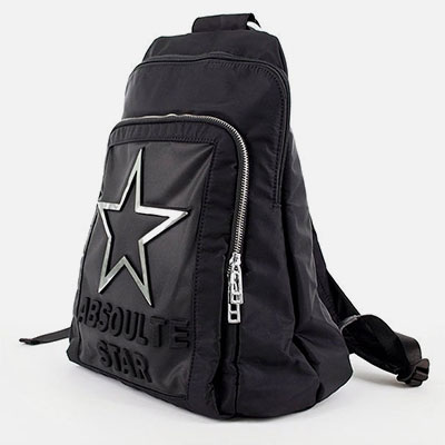 BIG STAR LOGO BACK PACK