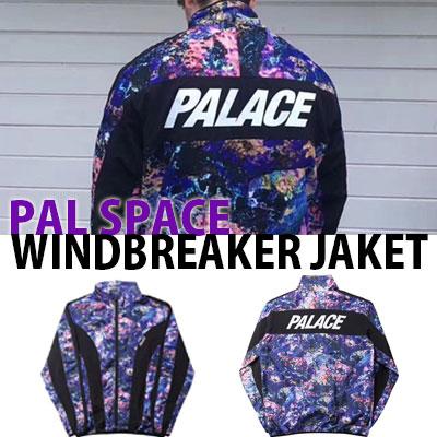 [Unisex]PAL SPACE WINDBREAKER JACKET