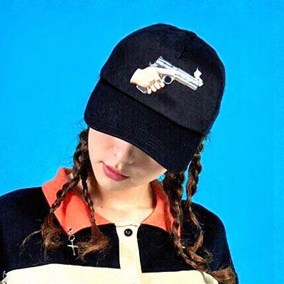 GUN's BALL CAP
