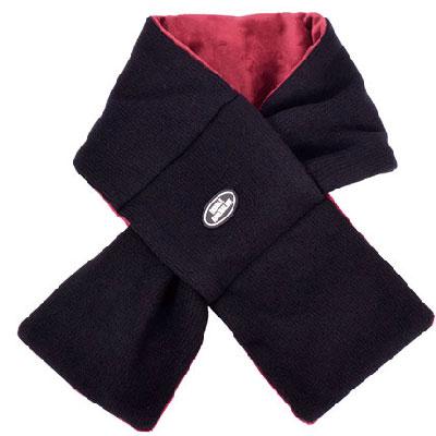 【2XADRENALINE】Reversible knit muffler  - Burgundy