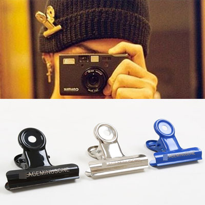 BIGBANG/GD/G-DRAGON st.ONLY CLIP SPECIAL LOGO PRINT CLIP ver2.(3color)
