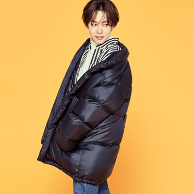 [8seconds] WINNER style!OVERSIZE HALF NECK DUCK DOWN JACKET/SongMiNo/KangSeungYoon/KimJinWoo/LeeSeungHoon