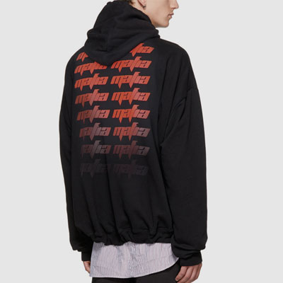 [UNISEX] MAFIA MULTI PATTERN PULLOVER HOOD(2color)