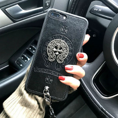 CROSS&HORSEHOE LEATHER CASE(only iPhone)