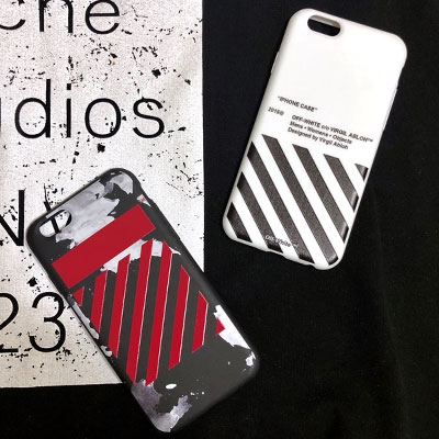 DIAGONAL POINT iPHONE CASE(2color)