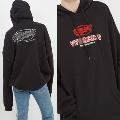 [UNISEX] THE COLLECTION LOGO PULLOVER HOODIE