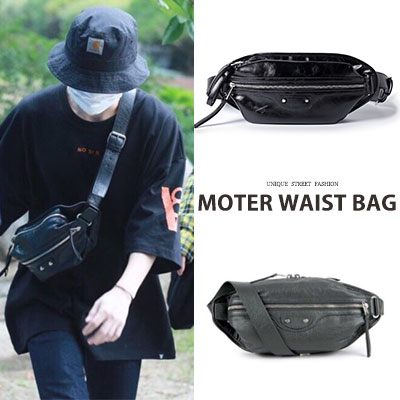 [UNISEX] EXO XIUMIN st. MOTER WAIST BAG(2type)