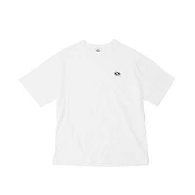 【2XADRENALINE】Basic logo short-sleeved T-Shirt -WHITE
