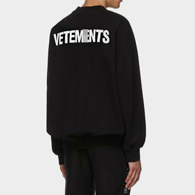 [UNISEX] SIDE PATCH/LOGO POINT SWEATSHIRTS(2color 2size)