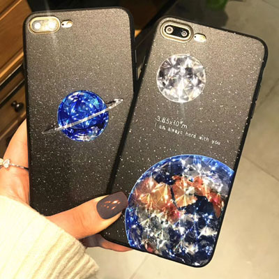 MOTHER OF PEARL PLANET CASE(2type)