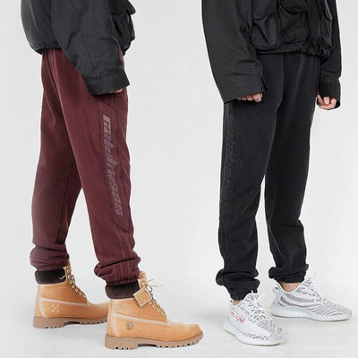 [UNISEX] PIGMENT COLOR SIDE LINE LOGO JOGGER PANTS(3color)