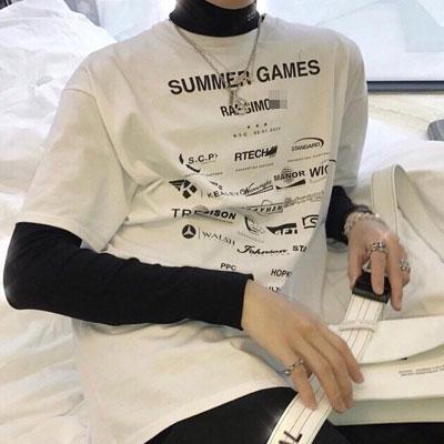 [UNISEX] SUMMER GAME SHORT SLEEVE TSHIRTS(3color)