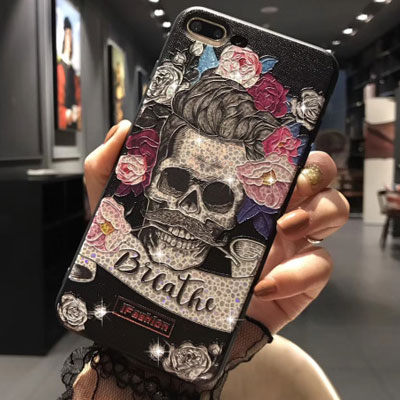 ROSE DANDY SULL UNIQUE PHONE CASE(2type)