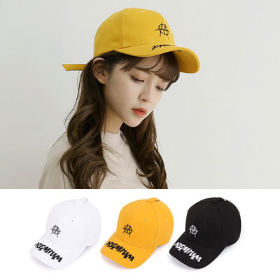 [UNISEX] PREMIUM PEACE BALL CAP(3color)