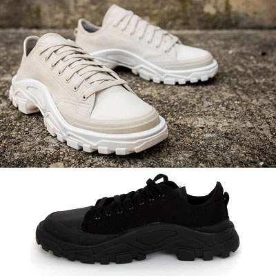 [25.5cm~27.5cm] LONG / SLIM UGLY SNEAKERS(2color)