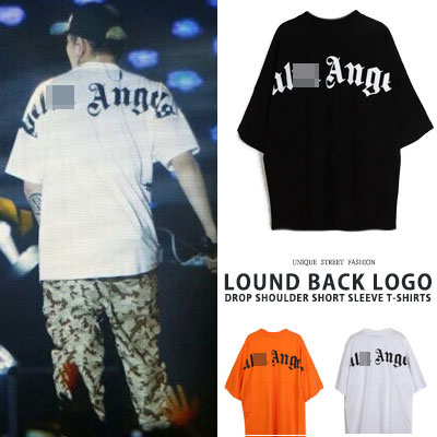 ZICO st. ROUND BACK LOGO DROP SHOULDER SHORT SLEEVE TSHIRTS(3color)
