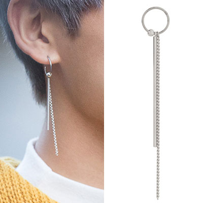 SF9 st. LONG STICK/CHAIN/BALL RING PIERCE(2type)