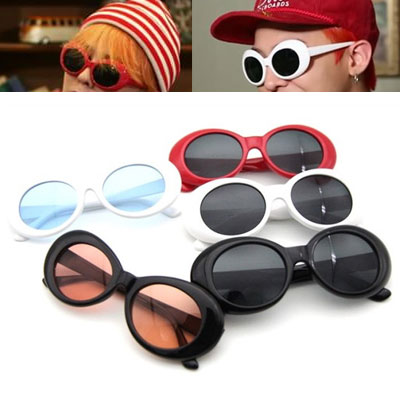 GD,BTS STYLE COBAIN RETRO SUNGLASSES(5color)