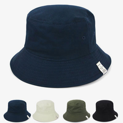 [UNISEX] GLORY TAG POINT BUCKET HAT(4color)
