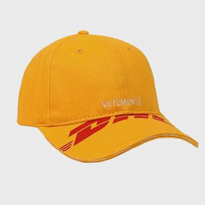 [UNISEX] YELLOW DELIVERY COMPANY LOGO CAP