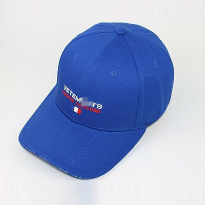 [UNISEX] FRANCE FLAG POINT BASE BALL CAP