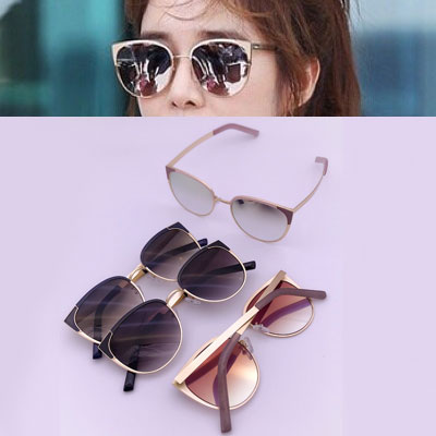 [UNISEX] Yoo Inna st. CATS EYE SUNGLASSES(4color)