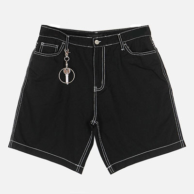 STITCH POINT SHORT PANTS(2color 2size)