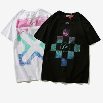 [UNISEX] MULTI-FIGURE SHORT SLEEVE TSHIRTS(2color)