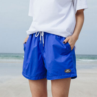【2XADRENALINE】Basic Swim Pants -BLUE