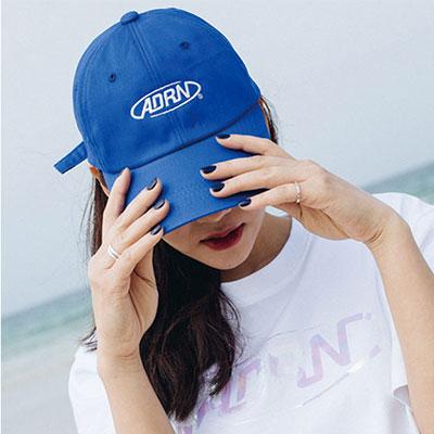 【2XADRENALINE】ADRN LOGO BALLCAP -BLUE