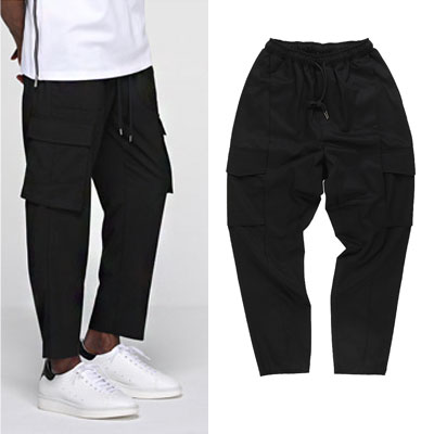 CROP CARGO SLACKS(2size)