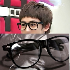 """2PM   Shop glasses """"We Got Married."""" 2PM Nichkhun of wore"""