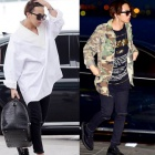 Fashion leader G-DRAGON · beast of Joonyong Airport Fashion style! S. Lau * en style Damage Black Pants damage black pants