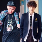 Drama handsome <Twink> band Son Jun style !!! Rottweiler trainer ★ G-DRAGON style