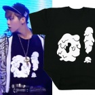 ★DAY SHIPPING★SHINee (shiny) Jonghyun of new album Dream Girl item O! Print short sleeve T- shirt