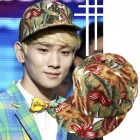"Music Bank SHINee ""DREAM GIRL"" cute flower cap of KEY (key)"