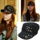 Yui (After School) wear style stud cap