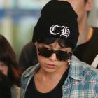 BIGBANG, Sandara, G-Dragon style! Chrome hearts beanie