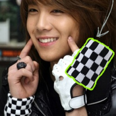 Fashion wristband ★ Idol favorite items Lee Hong-gi of FTIsland has worn ★