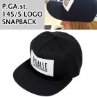 The popularity of the world street fashion /P.GA.st. 14S / S LOGO SNAPBACK (unisex)