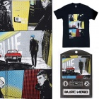 BIGBANG of goods items | BIGBANG of BLUE MV CLIP short-sleeved T- shirt