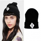 Street Fashion | world celebrities' favorite brand! PIGALL * Simple embroidery Rogonitto beanie