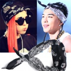 * Taeyang favorite bandana | 6-color bandana of which can also be used in the G-DRAGON Also worn by ~ mini scarf