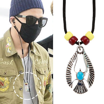 BIGBANG SOL [MADE] active fashion style! Seraphim necklace SERAPHIM NECKLACE