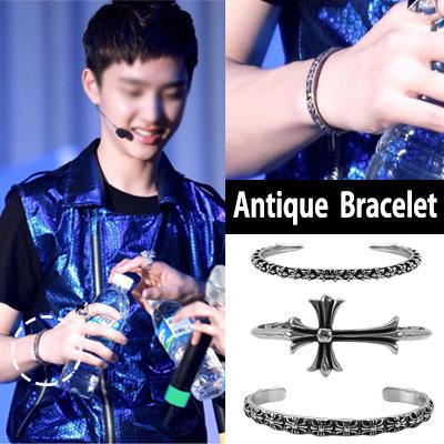 ★High Quality★EXO DO Style! Antique Classic Bracelet antique classic